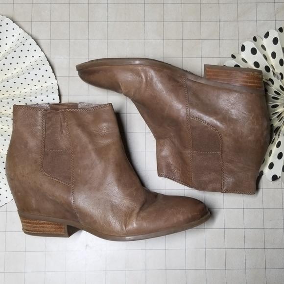 Franco Sarto Shoes - Franco Sarto Myriad Bootie size 7.5